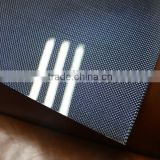 Custom 3K twill carbon fiber laser milling cutting parts, precision cnc carbon fiber parts