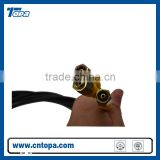 "Coiled Retractable Air Brush Compressor Hose 1/8""BSP Adaptor Fitting Airbrush 3 Meters adaptor hose"