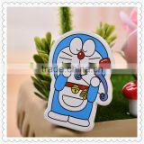 Cat Doraemon design cupcake topping kids birthday decorating cake picks
