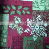 Factory supply customized wrapping paper for flower