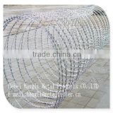 Hangli Hot dipped galvanized weight of barbed wire price per roll,barbed wire,barbed wire price