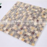 SMS06 marble mosaic border tiles uk style mosaic by chinese good tiles supplier