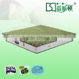 Durable soft bed sponge mattress alibaba china 4D spacer fabric