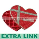 Foreign country red heart shape Valentine gifts for love tin boxes/cans/pots for candy/gum/mint/chocolate