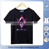 Hotsale sublimation woman fashion t shirt/t shirt wholesale/women t shirt