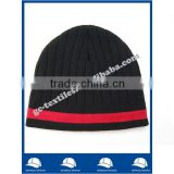 2015 new product china alibaba manufacturer CUSTOM LOGO OEM winter acrylic women and men warm beanie hat and cap