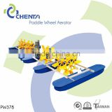 CHENTA PADDLE WHEEL AERATOR CTPW378 aerated water mixing machine aerobic composting concrete pump