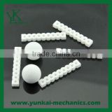 Alumina Ceramic spare parts, OEM parts for toy, motocycle, truck