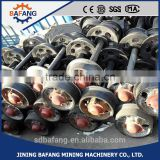 Factory sale mine car wheel with good price