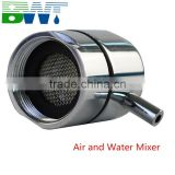 bathroom kitchen air and water mixer bath shower mixer water pure for skin care