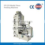 FP-320 Series Automatic High Precision Flexo Label Sticker Printing Machine