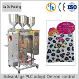 Irregular shaped sachet packing machine
