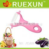 Kitchen accessories ceramic peeler