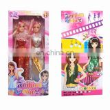 2014 plastic beauitful fairy high school girl,sex girl doll toys