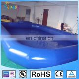 2016 Sunway China Best Quality Cheap Blue Inflatable Water Pool Square Swimming Pool for Water Balls for Kids Playing For Sale