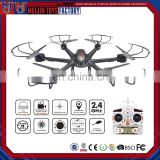 Headless mode and a key to return 4 channels rc drone mini rc drone