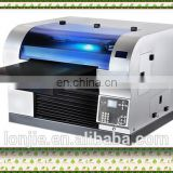 Plastic hand fans dtg uv printer / uv hand fans printing machine