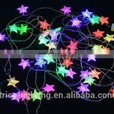 LED Decoration Star string light for party and Christmas