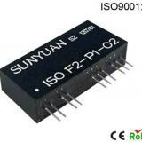 Frequency Signal to DC Current/Voltage Signal Isolation Transmitter IC 0-1kHz/0-5kHz/0-10kHz to 1-5V/0-5V/0-10V/4-20mA I