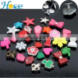 Wholesale custom leather rivet colorful metal stud rivet metal rhinestone rivet for pet collar