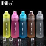 Eco friendly BPA free tritan plastic bike bicycle sports drinking water bottle