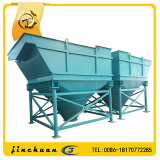 Swage treatment high effect Inclined tube thickener