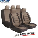 DinnXinn Nissan 9 pcs full set PVC leather sweat car seat cover supplier China