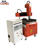 CA-6060 metal cnc router for brass aluminum engraving