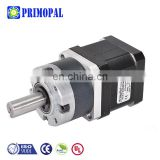 59mm cycloid and 100 planetary small nema 17 stepper gear motor with gearbox for cnc control 21N.cm reducer 3d printer machine