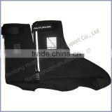 high quality winter fleece cycling shoe cover