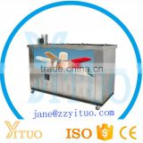 The popsicle equipment manuafacturer 4 moulds popsicle machine ice lolly machine popsicle maker