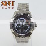 2015 Stainless steel watch water resistant watch on sale