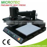 40*50cm/40*60cm Penumatic heat press transfer machine,cheap used t shirt heat press machine