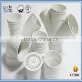 high quality plastic pipe with CE ISO certification pvc culvert pipe