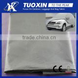 portable silver coated sun protection fabric for car cover