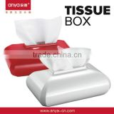 D549 excellent houseware products facial tissue box tissue paper box