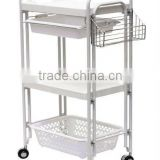 RC8008 Newly Spa Salon Design kraftwelle tool trolley
