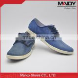 China guangzhou wholesale market of shoes casual blue jean shoes for men                                                                         Quality Choice
