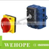 GLD 11 type power dump combination switch,3 speed rotary fan switch