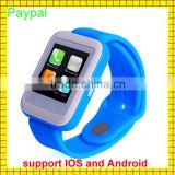 for android and iphone paypal accept Best gift 2016 smart watch                                                                         Quality Choice