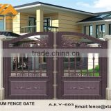 China Beautiful aluminium Backyard Gate Design