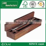 YIWU cheap good quality wooden pen boxes