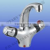 Thermostatic Bath Basin Taps