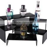 acrylic plexiglass Lucite Display U-Shape Riser Stand Toy Jewelry Gifts Showcase