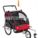 baby bicycle trailer jogger(with EN1888 certificate) baby product