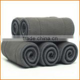 Super Quality Cloth Diapers Insert Bamboo Charcoal Changing Pad Bamboo Charcoal Inserts                                                                         Quality Choice