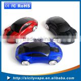 USB Land Rover Range Evoque 2.4G Wireless Car Mouse Retail Fashion Mini Wireless Mouse Car Sport Shaped mice
