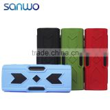 Portable waterproof NFC Bluetooth Speaker CSR-4.0 with power bank 3600mah mobile phone charger