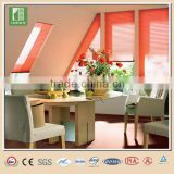 China pleated lace roof blinds perfect for window