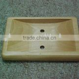 Wholesale Professional Home Using Wooden Soap Dish